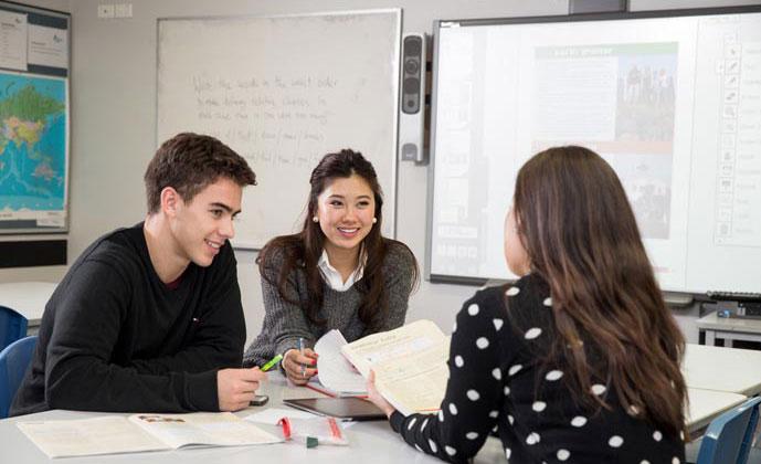 emba オーストラリアの語学学校画像