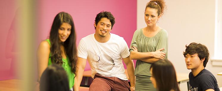 green オーストラリアの語学学校画像