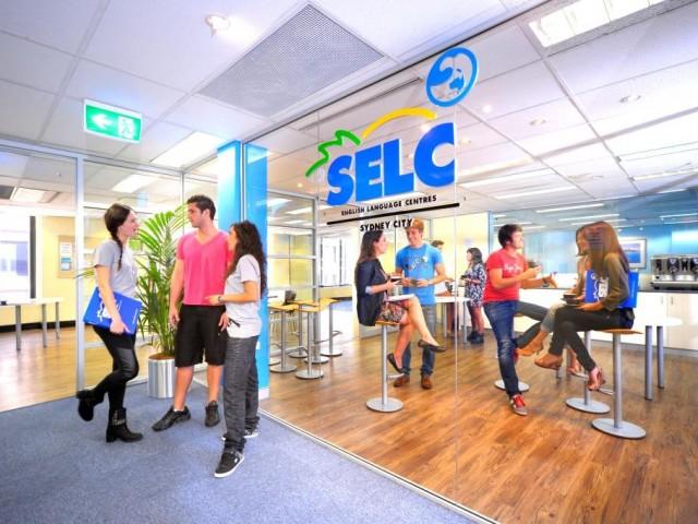 selc オーストラリアの語学学校画像