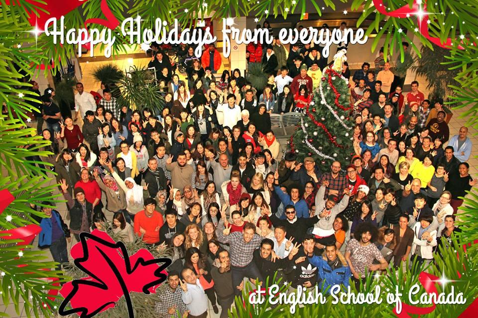 esc カナダバンクーバー・トロントの語学学校画像ESC
