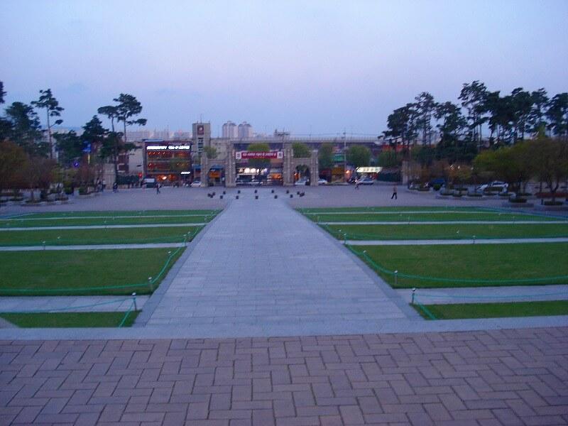 韓国の語学学校 高麗大学の画像