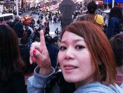 奥間友己江さんの留学体験談 アメリカ・ニューヨーク留学(3年)