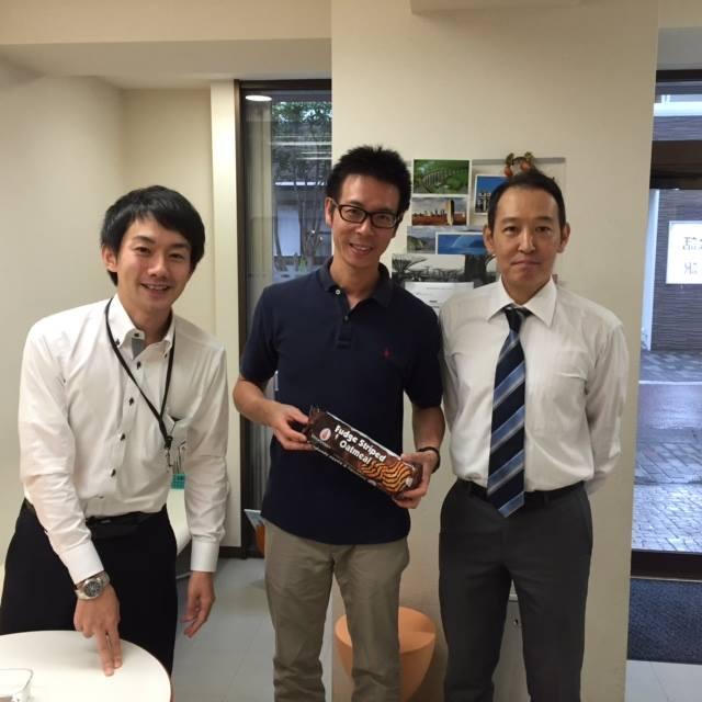 Takashi カナダへ お仕事の合間を利用して留学へ!