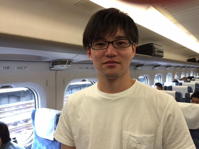 Yuhei カナダへ トロントではたくさんのことに挑戦してくださいね!彼女さんとも仲良くね!