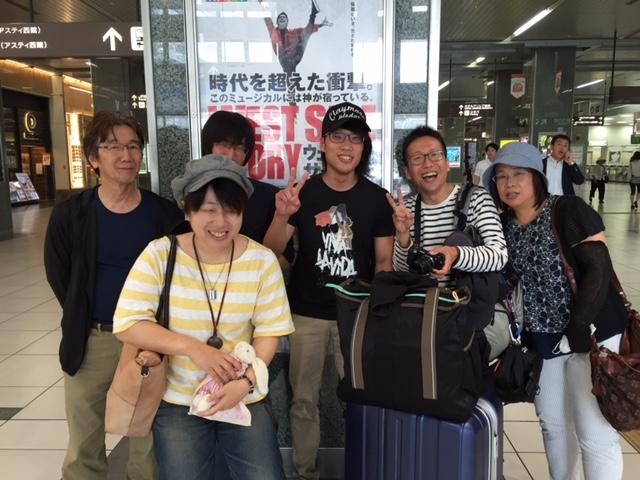 Keisuke カナダへ!