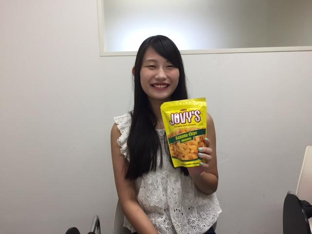 Misaki フィリピンのお土産ありがとう!