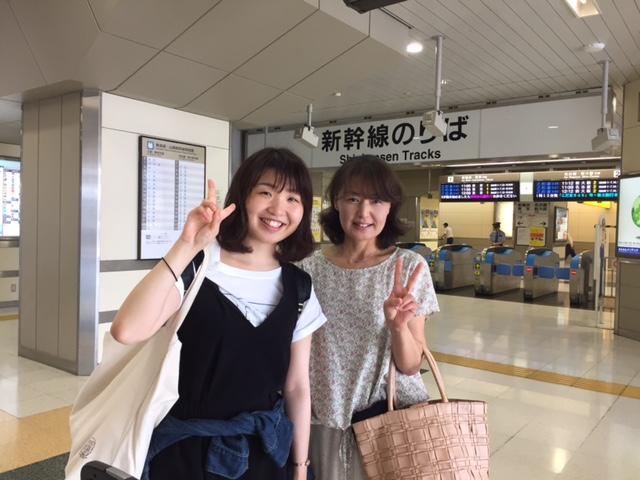 Namiko 高校留学の経験を生かしてカナダでも頑張ってください!
