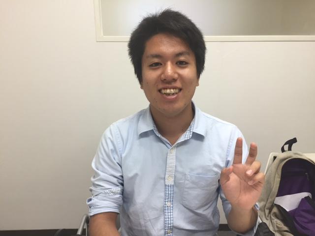 Yoshitsugu 将来は塾の先生に! 海外で得られた経験をこれからの子供達に伝えてあげてくださいね!