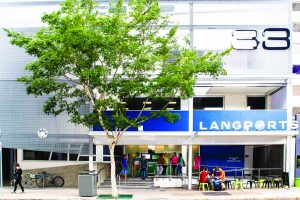 langports-brisbane_front-of-the-school