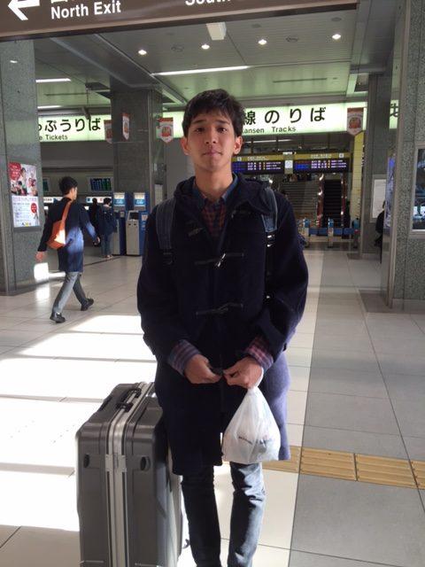 Shunsuke! 2回目の留学へ!