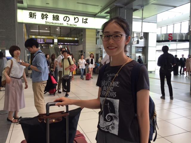 Minako 英語+αへの挑戦!専門留学へ