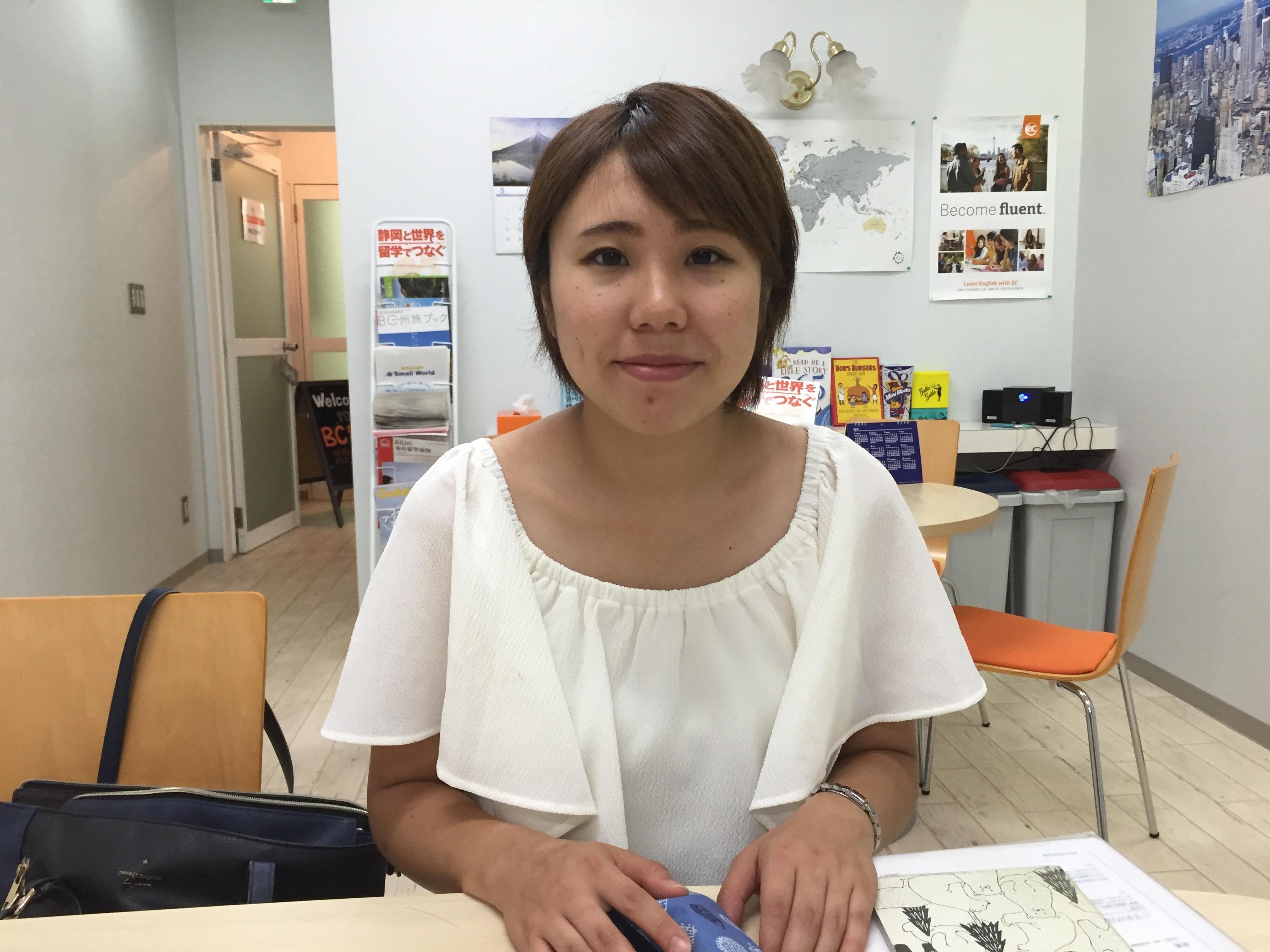 Saika 英語合宿のフィリピンへ!