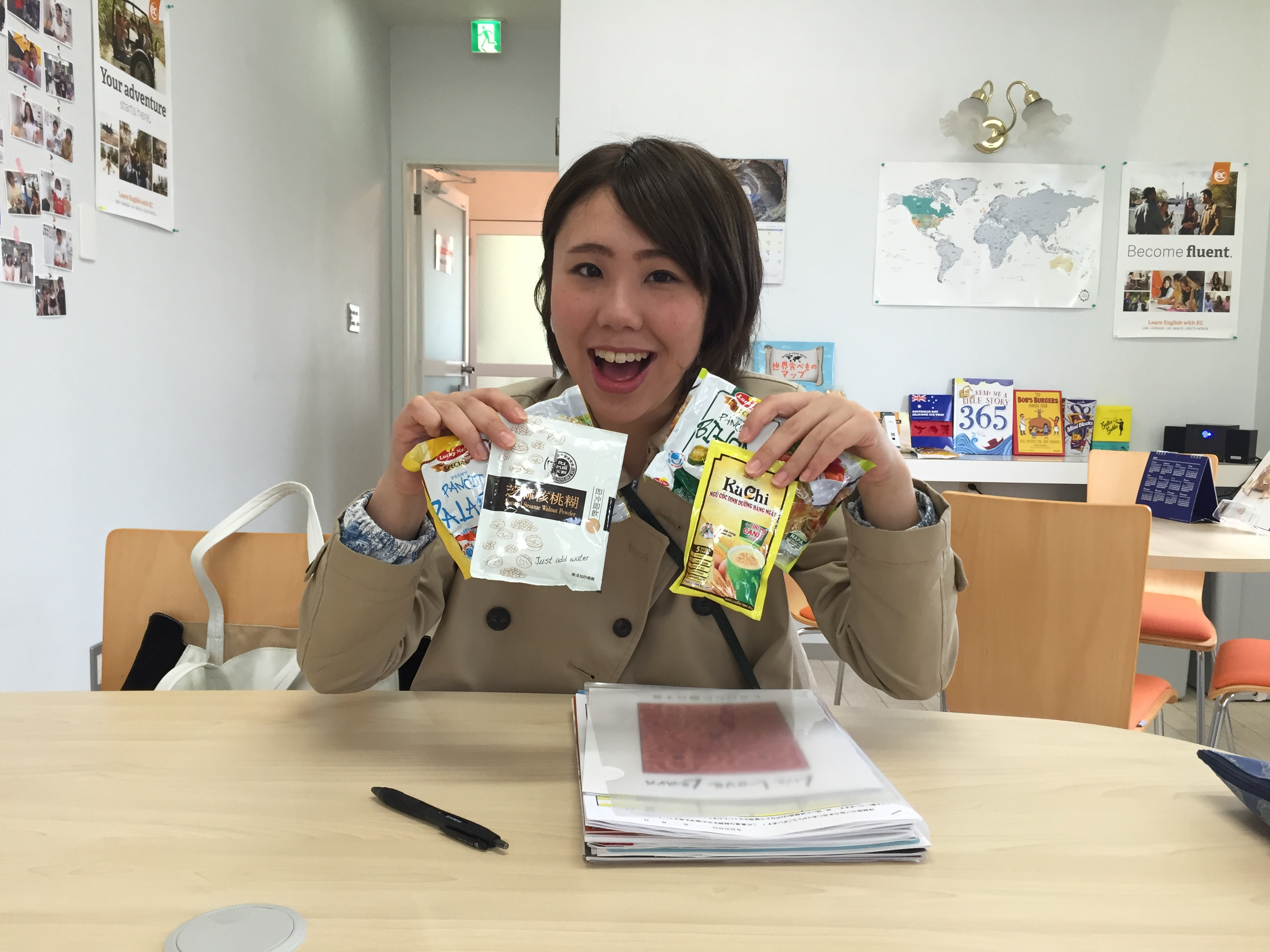 Saika 2カ国目はオーストラリアへ!