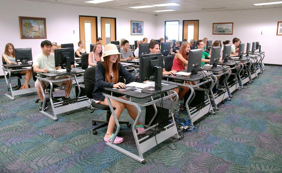 GV Hawaii PC room