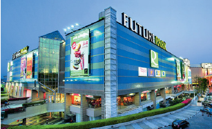 Future Park Rangsit Shopping Mall (学校周辺施設)