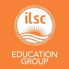 ILSC_Logo_White_on_Orange