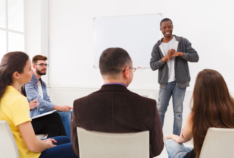 presentation-students